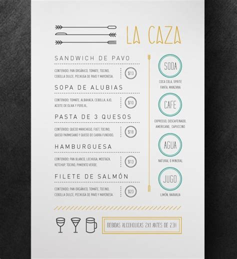 menu layout price 17 best images about price list design on pinterest