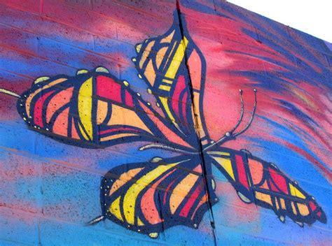 love detroit mi phoenix graffiti street art fall