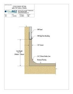 Drawing Details   ProREZ Coatings