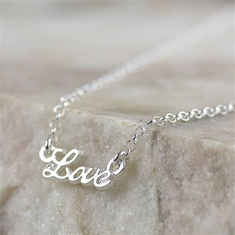 Tales From The Earth Silver Bracelet At Asos by Graphic Sterling Silver Bracelet Or Necklace By Tales