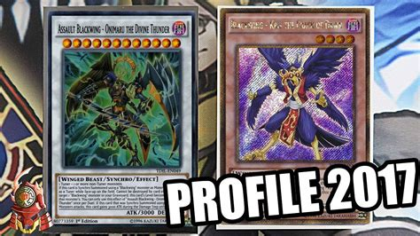yugioh blackwing deck yugioh best blackwing deck profile new march 31st 2017
