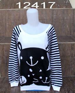 belanja baju kaos dan sweater cewek update 9 mei