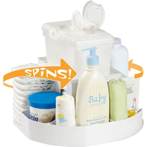 dex baby the spin diaper changing station walmart com