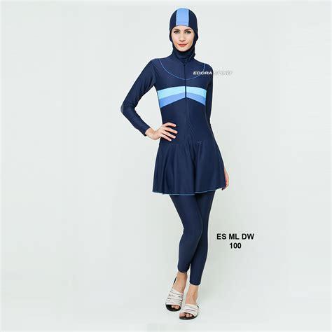 Murah Baju Renang Muslimah Dewasa 1 baju renang muslimah dewasa es ml dw 100 distributor dan toko jual baju renang celana alat