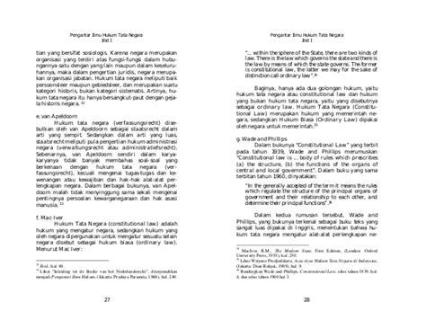 Buku Pengantar Ilmu Hukum Tata Negara By Jimli Asidiq Gudangbuku pengantar ilmu hukum tata negara