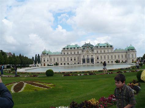 vienna turisti per caso vienna belvedere viaggi vacanze e turismo turisti