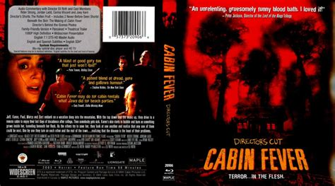 cabin fever scanned covers cabin fever