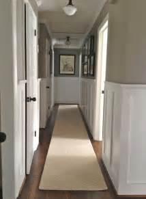Diy Rug Binding Best 25 Narrow Hallway Decorating Ideas On Pinterest