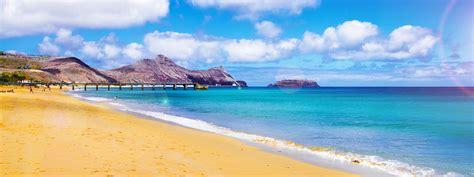 porto santo spiagge porto santo vila baleira vacanze al mare