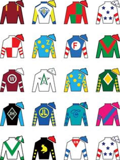 Kentucky Derby Jockey Silks Pictures