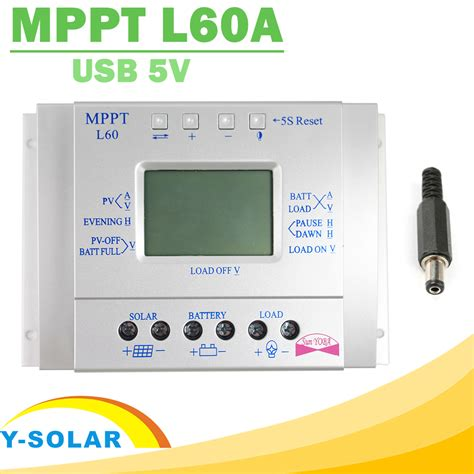 Mppt Solar Charged Controller Scc Makeskyblue 60a 12v 24v 36v 48v mppt charge controller reviews shopping mppt charge controller reviews on aliexpress