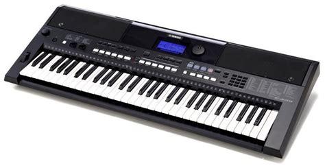 Keyboard Yamaha Psr E433 Bekas yamaha psr e433 styles