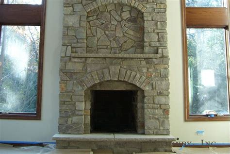 natural stone fireplace natural stone fireplace i like the style cottages