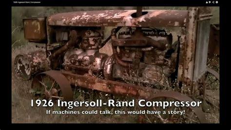 ingersoll rand compressor youtube