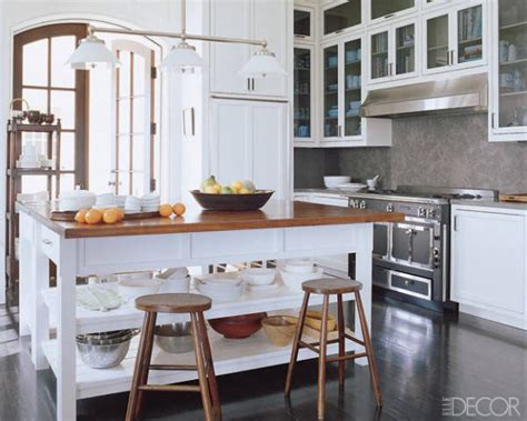 decorate kitchen island what your kitchen counters say about you