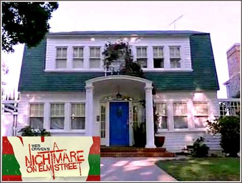 nightmare on elm street house the real quot nightmare on elm street quot house