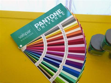 pantone paint sensational color paint brand guide