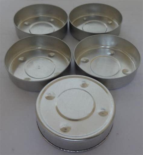 Tealite Tea Light Candle Cup Alumumium aluminium tea light cups in fushun liaoning china