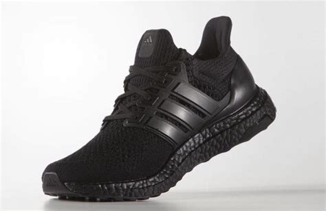 Adidas Triple Black | adidas ultra boost quot triple black quot official images complex