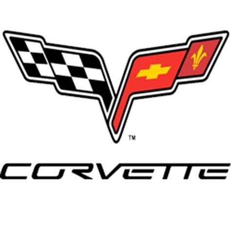 corvette corvette car logos and corvette car company