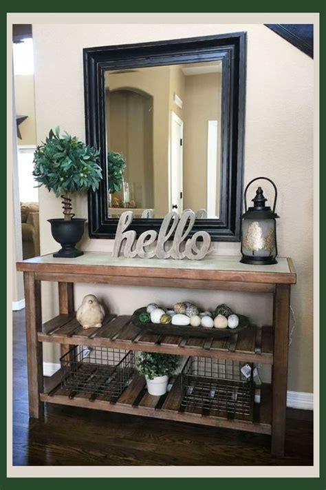 diy foyer decorating ideas  small foyers  apartment