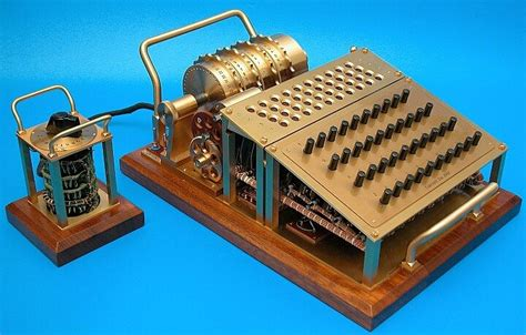 cipher machines scientists discovery of brain s enigma code may lead to robots with human vision