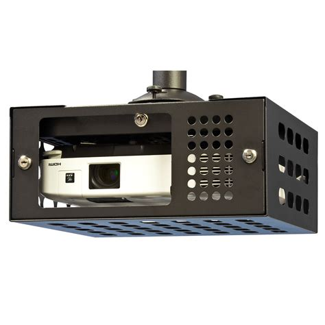 Mount Projector To Ceiling by Projector Enclosure