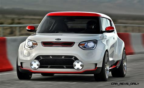 Kia Soul Coupe by 2012 Kia Trackster Concept Is Widebody Soul Coupe With 250hp