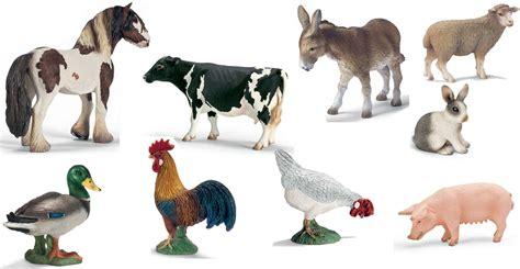 imagenes animales dela granja animales granja 8 distintos material escolar y did 225 ctico