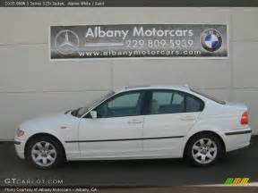 2005 bmw 3 series 325i sedan in alpine white photo no