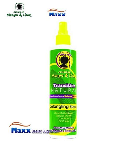 Hair Dryer For Sale In Jamaica jamaican mango lime transition detangling spray