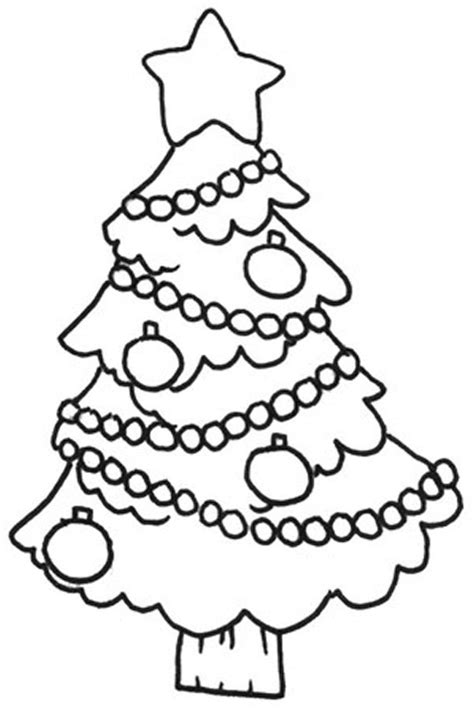 christmas ornament tree to color tree ornament coloring page happy holidays