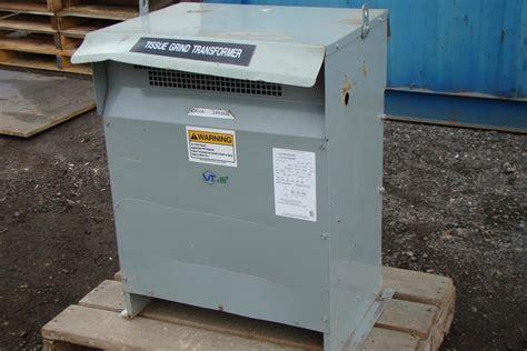 Stavolt Kenika Motor 3 Phase 45 Kva vermont isolation transformer 3 phase 45 kva 480x347 600 volt model va3045p480s600 joseph