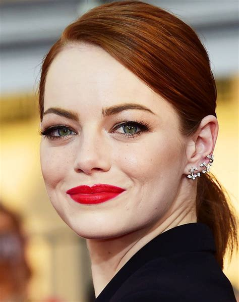 emma stone eye makeup emma stone makeup google search make up pinterest