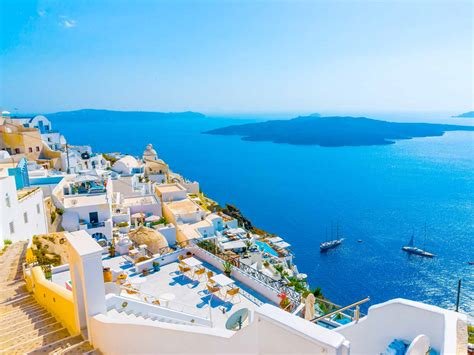 best island greece the five best islands to stay at saga