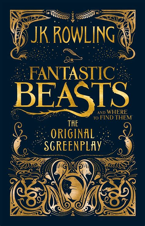 finding in the beast books fantastic beasts and where to find them the original