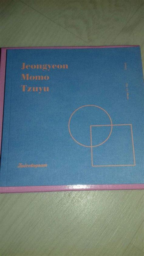 Twicetagram Cd Plate Tzuyu twicetagram unboxing k pop amino