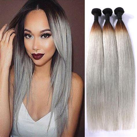 ombre weave hair st 2016 new arrival ombre hair weaves virgin hair brazilian