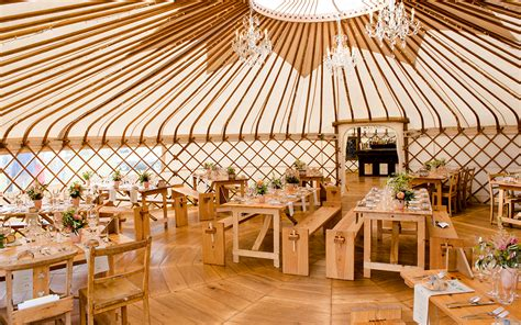Wedding Yurt by Wedding Venues In Nationwide Wedding Yurts Uk Wedding