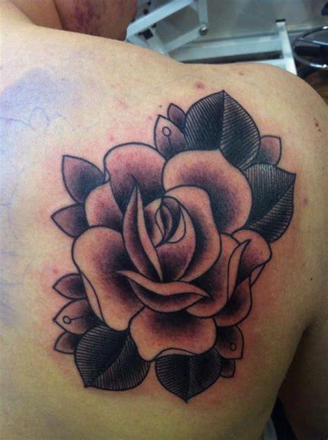 hand tattoo regret rose back tattoo by lauren tattoos pinterest tattoo