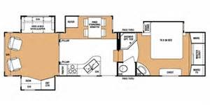 Everest Rv Floor Plans by 2008 Keystone Everest 364q Trailer Reviews Prices And