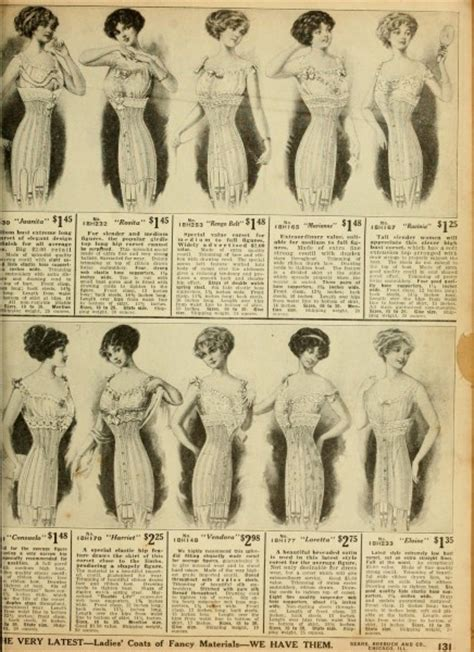 edwardian undergarments collection historical sewing late edwardian corset class