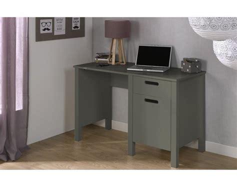 Grey Desk by Cus Desk Grey Mykidecoroom