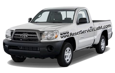 how to reset maintenance light on 2005 toyota camry how to change the light on toyota tacoma 2005 2012