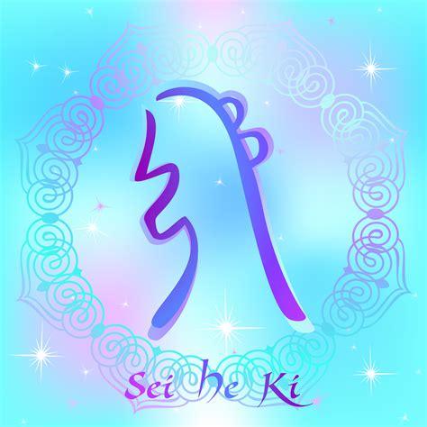 reiki symbol  sacred signsei  ki spiritual energy