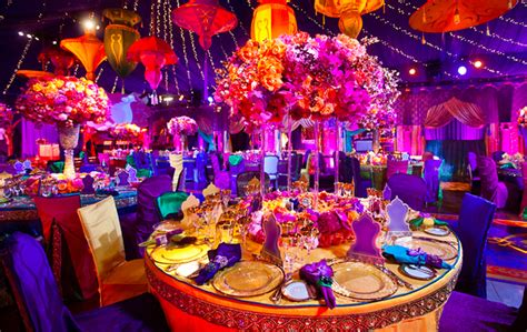 indian themed events indian wedding summer color palette 2012 171 marigold events