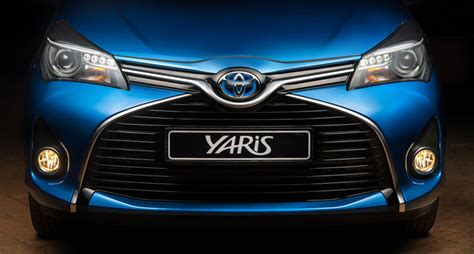 Day Running Light Set Modul Allnew Yaris motorburn toyota yaris hybrid review just how frugal is sa s cheapest hybrid