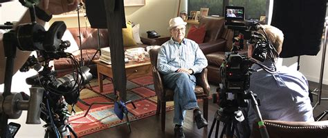norman lear interview all in the family grady faculty member interviews norman lear for research