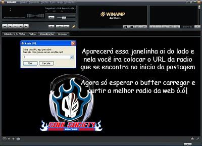 website radio tutorial tutorial de como ouvir a radio no winamp e no media player