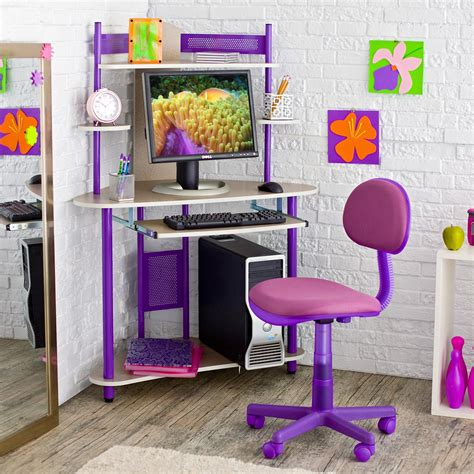 Purple Corner Desk Master Pdii011 Jpg